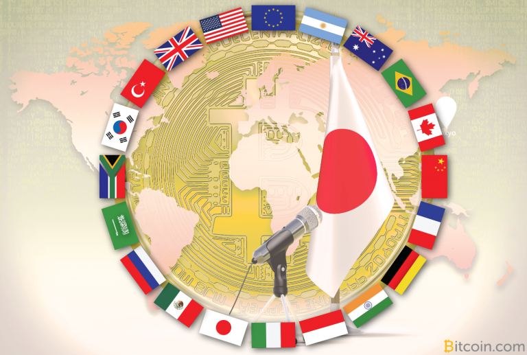 Japan to Provide G20 With Solution to Crypto Regulation