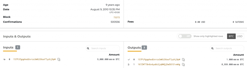 Bitcoin History Part 11: The First Major BTC Loss
