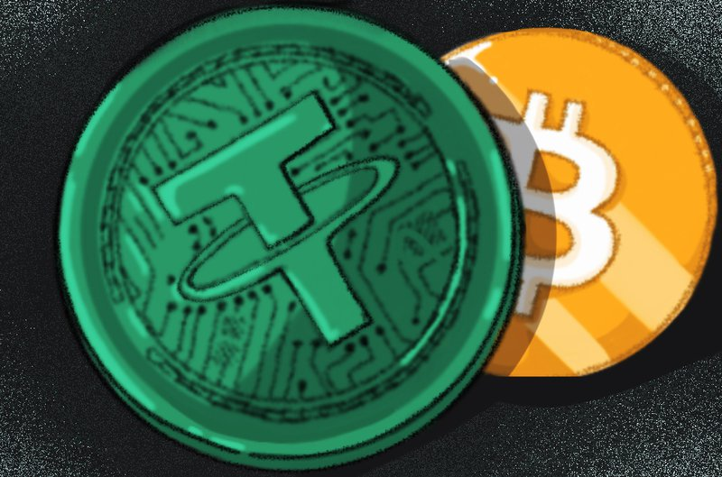 Tether And Bitcoin