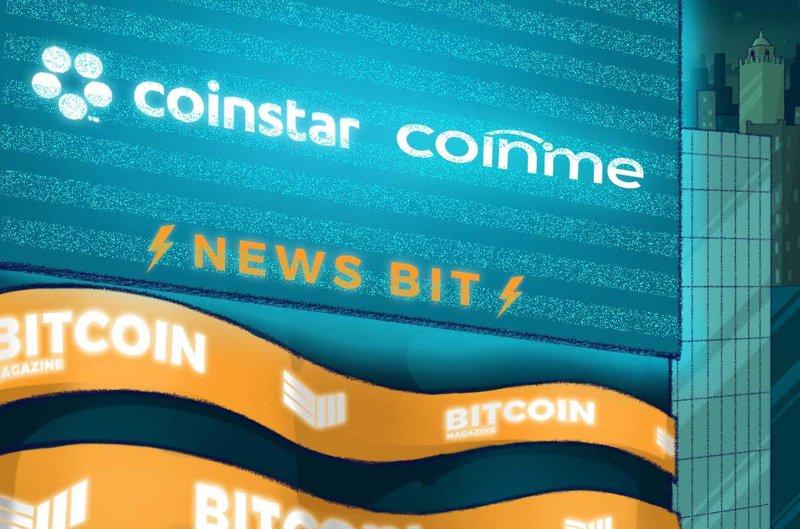 Coinstar Coinme News Bit