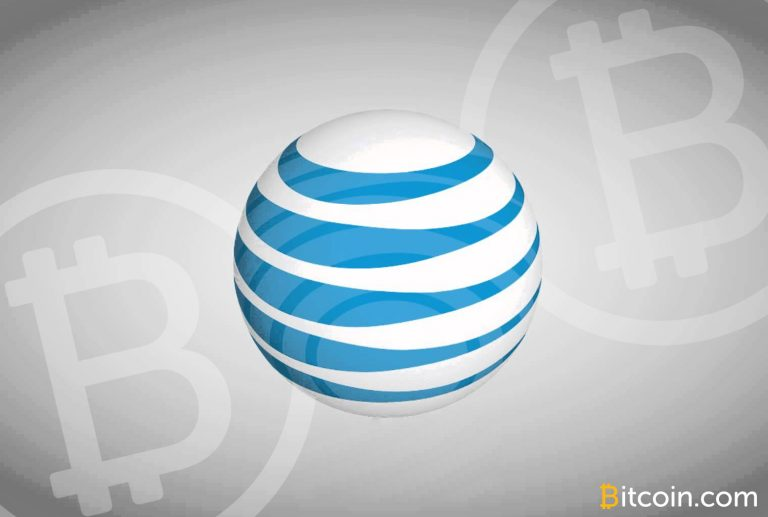 Telcom Giant AT&T Now Accepts Bitcoin Payments