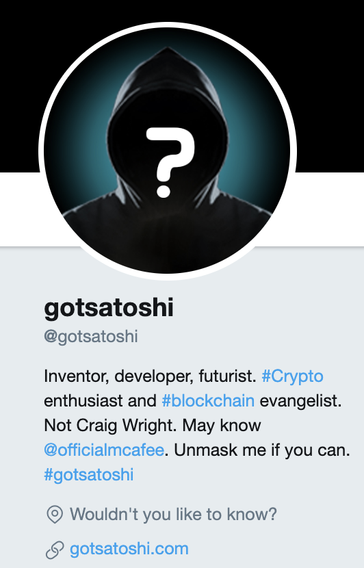 New Website Promises to Unveil Satoshi Nakamoto in 10 Days