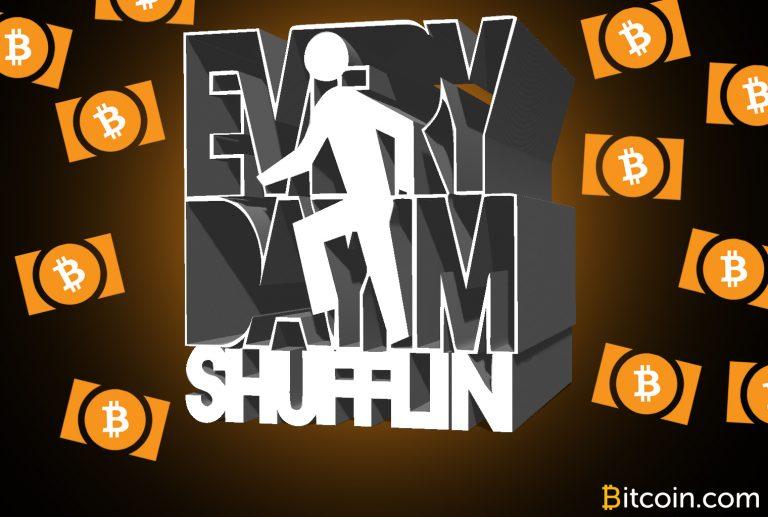 BCH Fans Celebrate $ 500K Shuffled in Record Breaking Cashshuffle Transaction