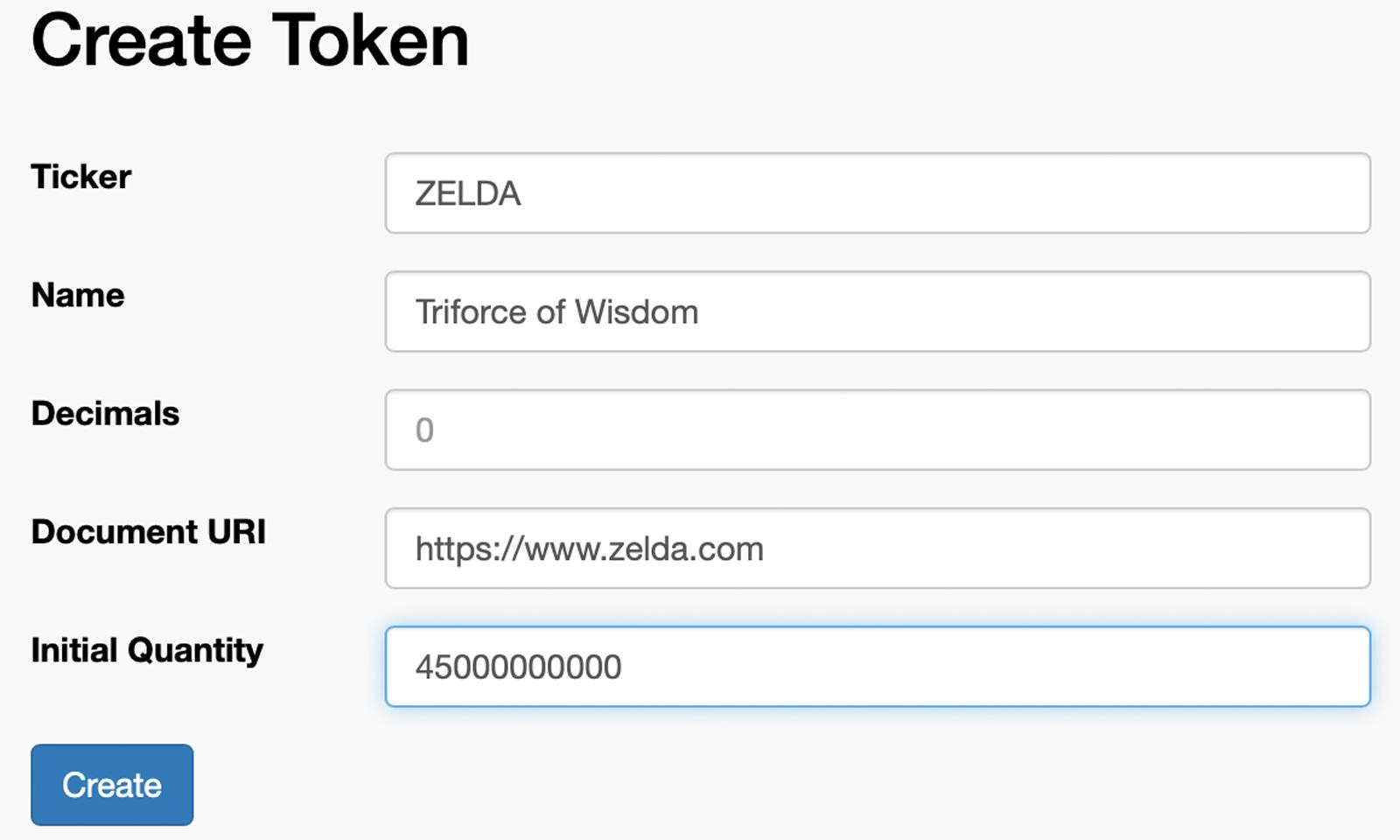 Creating Your Own SLP-Based Token Using Memo