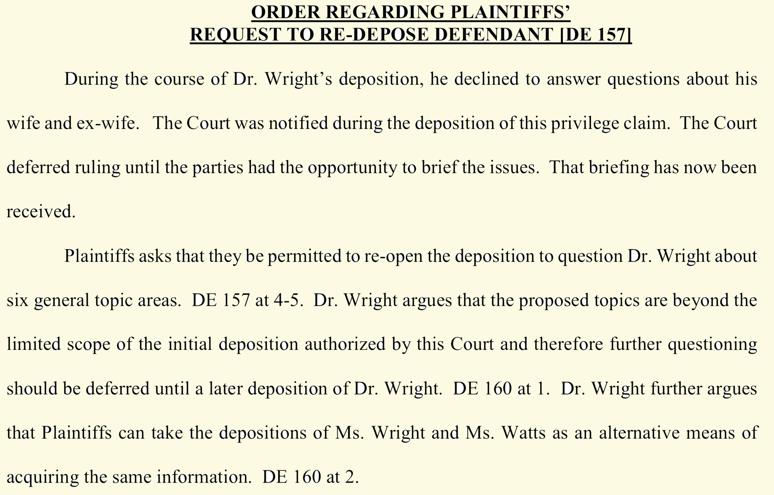 The Blind Trust Described in the Kleiman vs. Wright Lawsuit Is a Real Head-Scratcher