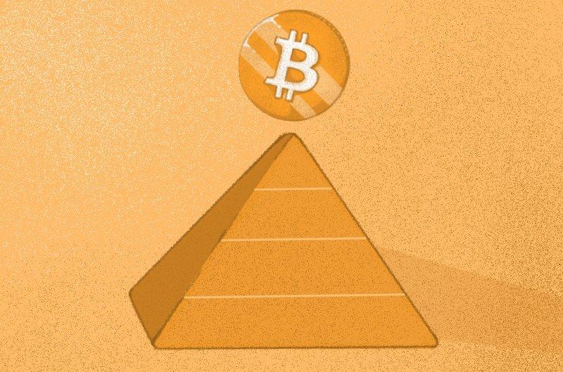 Bitcoin Pyramid