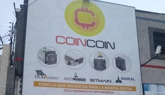 Venezuelan Mining Parts Supplier Coincoin Now Accepts Bitcoin Cash