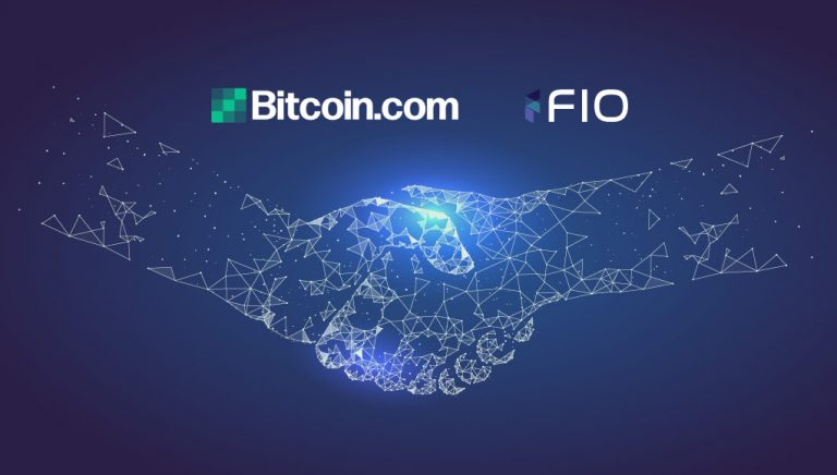 PR: Bitcoin.com Wallet Joins Blockchain Consortium FIO