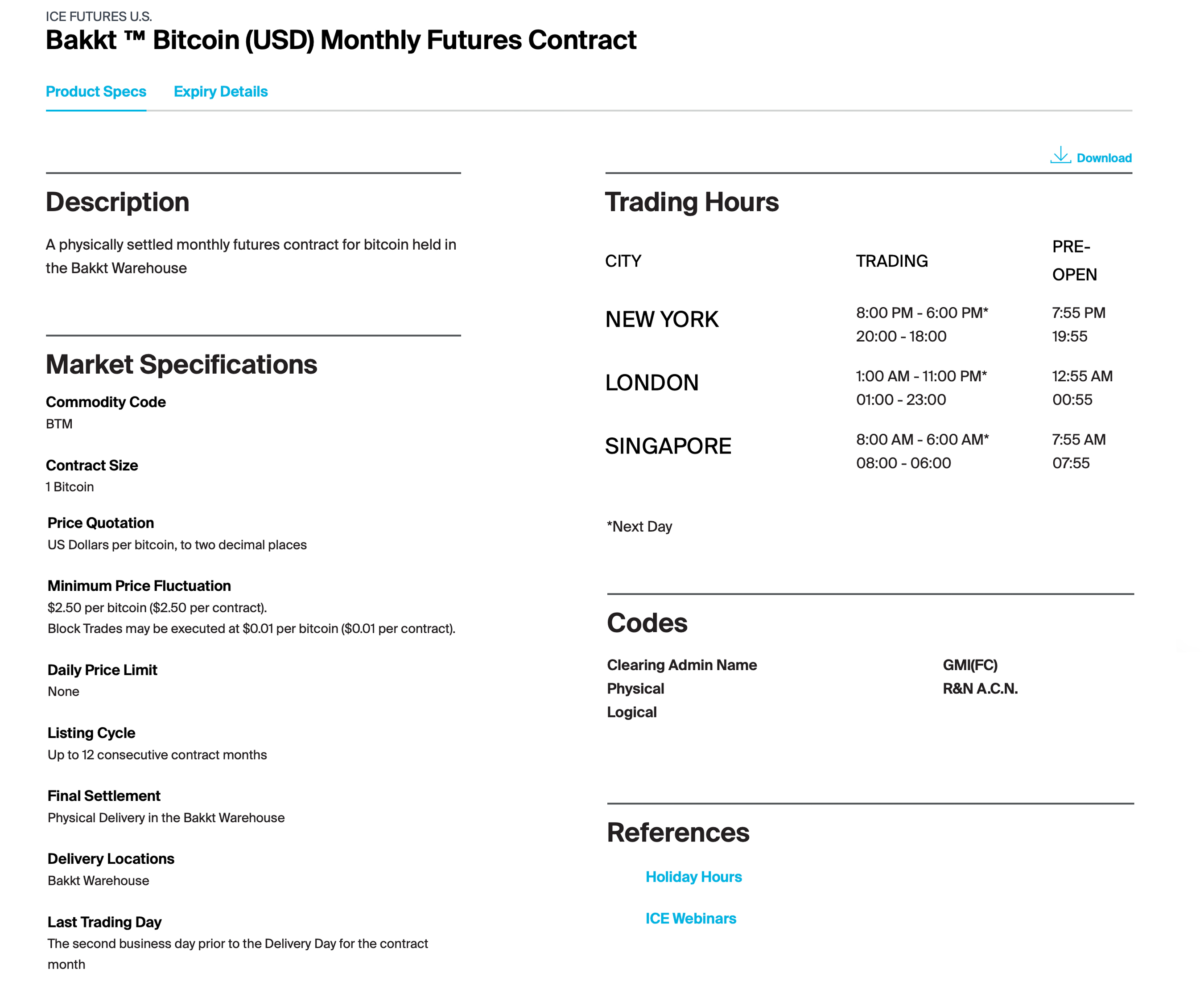 Bitcoin Futures Update: Bakkt Testing, CME Breaks Records, and a $ 100K Call Option